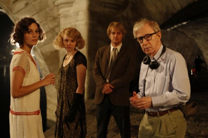 Midnight in paris Woody Allen