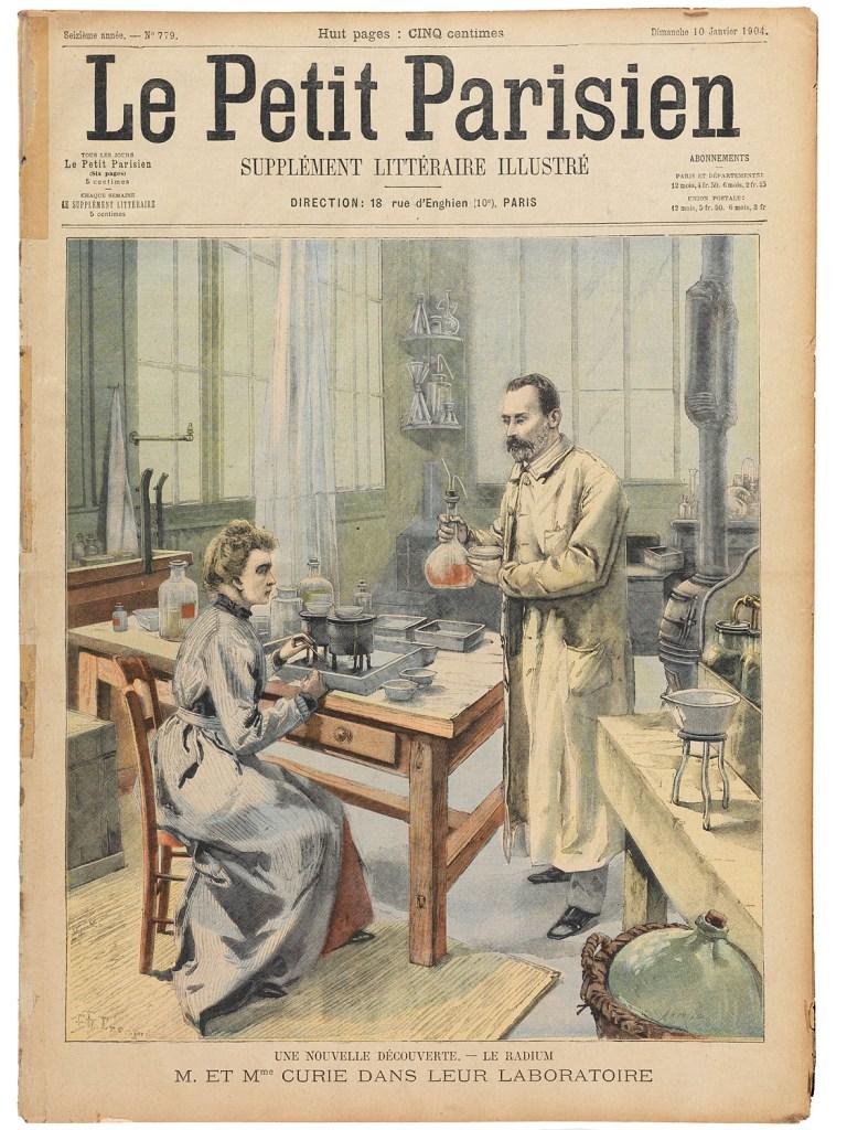 Marie Pierre Curie