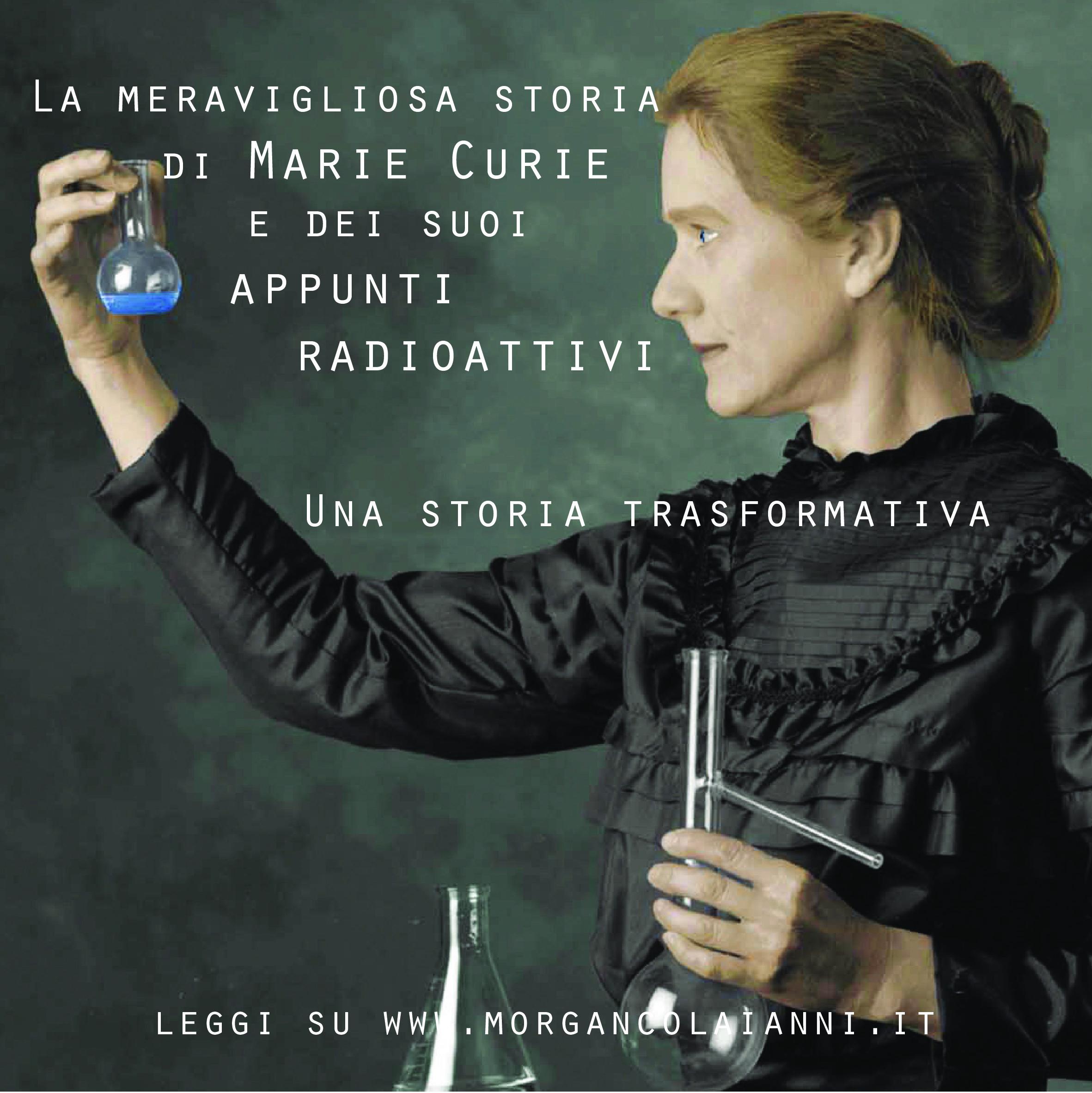 La storia di Marie Curie